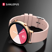 2021 NEW SANLEPUS ECG Smart Watch Bluetooth Call Men Women Waterproof Smartwatch Heart Rate Monitor