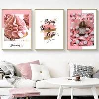 Affiches de peinture sur toile pour decoration de noel  tableau dart mural pour salon  decoration de maison