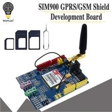 WAVGAT SIM900 850/900/1800/1900 МГц GPRS/GSM модуль для Arduino