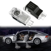 lcyonger 1 pair for a3 a4 a5 a6 a8 b5 b6 b7 b8 c5 c6 s3 s4 lights car led door welcome laser projector shadow light led