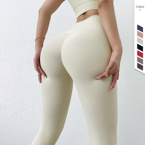 High Waist Seamless Leggings Workout Running Yoga Pant Push Up Women Leggings Fitness Sportswear Gym Tights Seamless Yoga Pant