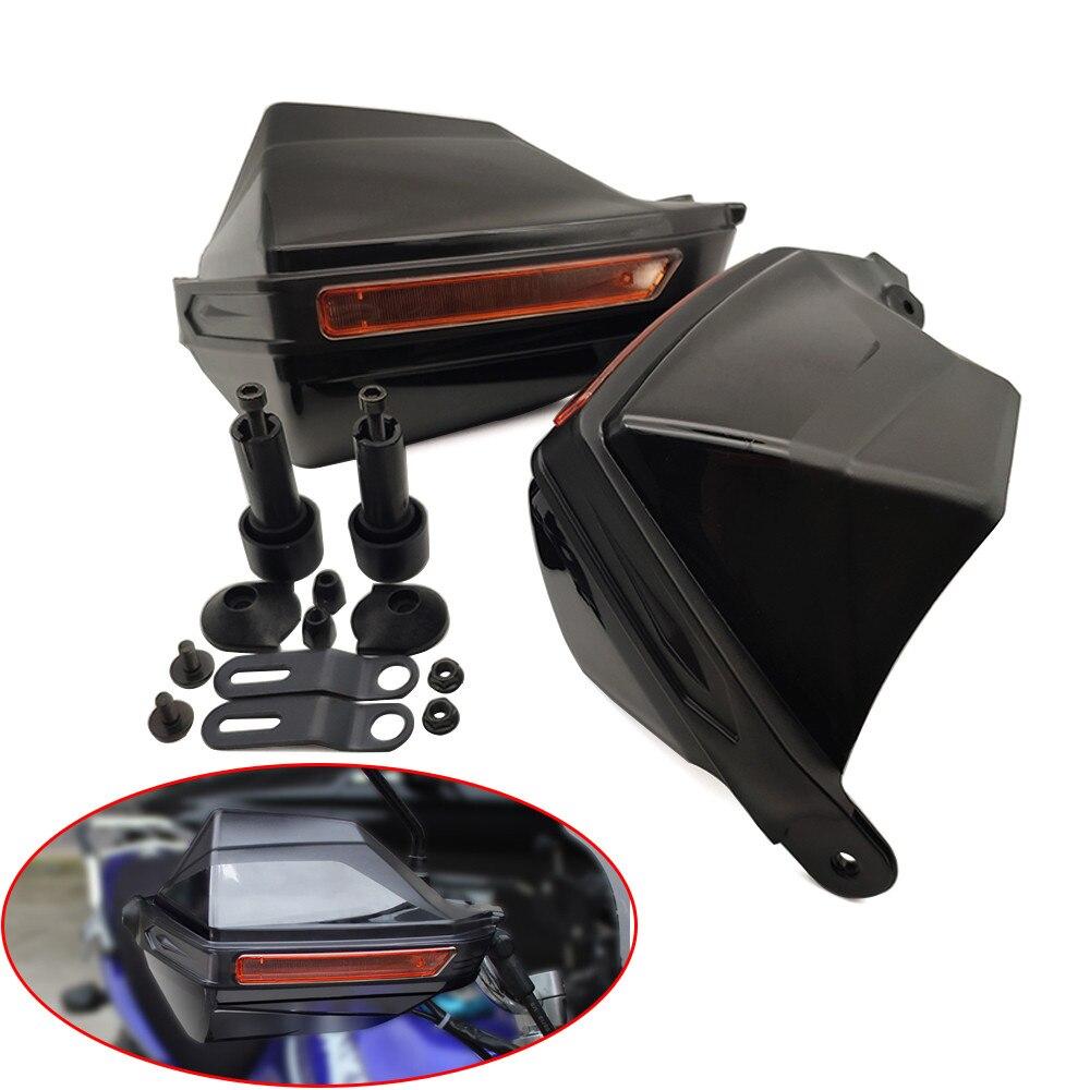 Protector de mano Universal para motocicleta, protector de mano, protector de extensión para Kawasaki ZX636R VERSYS 300X GTR1400 Z1000SX Z400