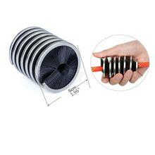 2020 nouveau Portable corde brosse de nettoyage léger Rock randonnée spéléologie cordes lavage brosses