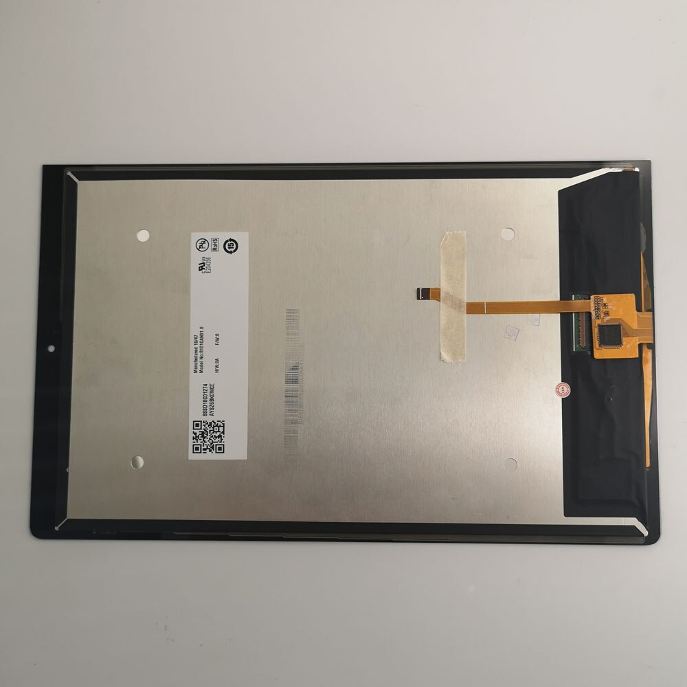 Pantalla LCD Digitalizador de pantalla táctil para Lenovo Yoga Tab 3 Pro 10,1, yt3-x90, YT3-X90L, YT3-X90F, ZA0G, piezas de montaje para tableta