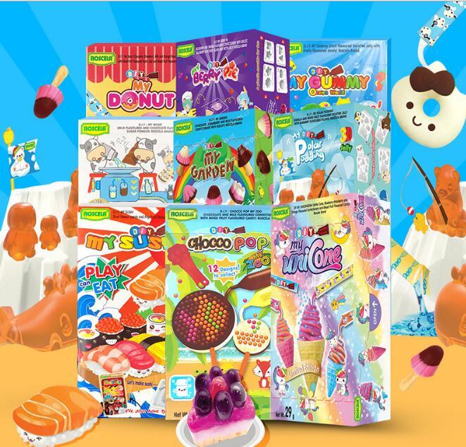 April Du, новая детская попиновая Кулинария «сделай сам» для кухни ручной работы, притворяющаяся игрушка