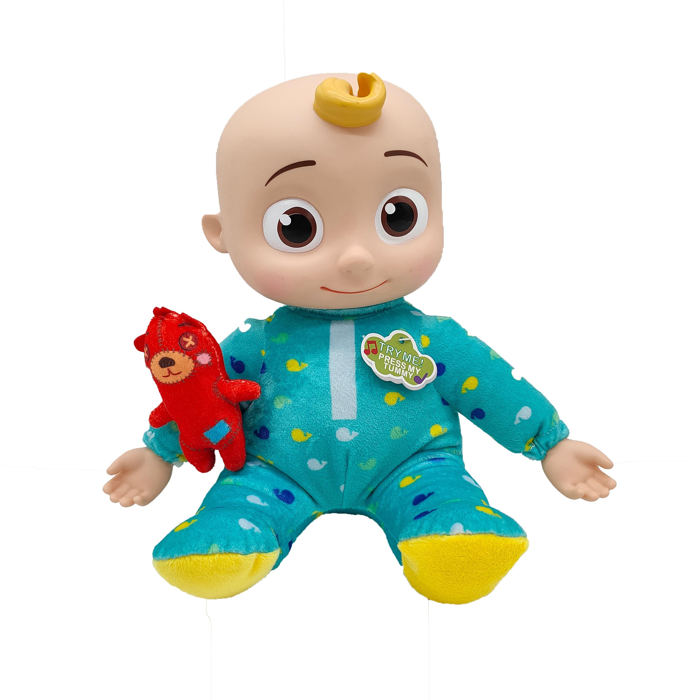 Электрическая кукла для пения, игрушка для раннего развития музыки, рождественский подарок для детей, подарок на день рождения, картонная к... недорого