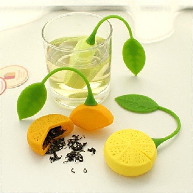 Сито для заварки чая в форме лимона, ситечко для заварки чая, для заваривания чая, инфузоры, пищевой силиконовый фильтр | Бытовая техника | АлиЭкспресс