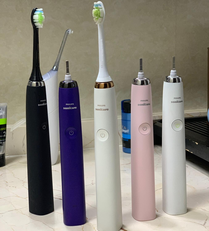 Philips Original Electric Toothbrush Sonic HX9340 Upgrade 4th Generation HX939 Series Diamond Whitening enlarge