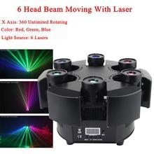 Eclairage disco avec projecteur de laser, faisceaux lumineux multicolor pour les soirée DJ