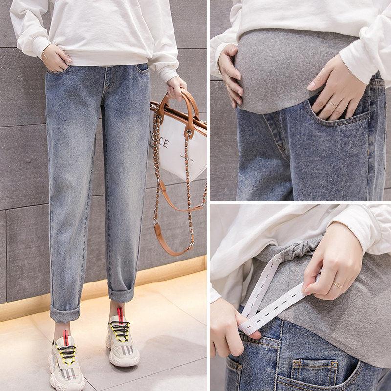 Джинсы для беременных, брюки для беременных, одежда для кормящих женщин, Леггинсы для беременных, брюки, джинсы, одежда для беременных