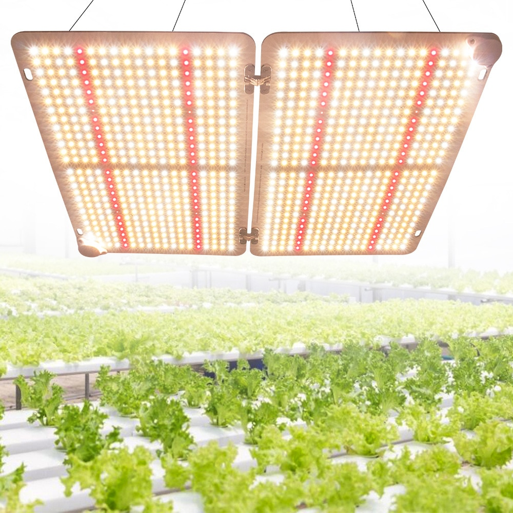 Full Spectrum LED Grow Light 4000W Dimmable Phytolamp for plants for Indoor Plants Flowers Greenhouse Growth Light