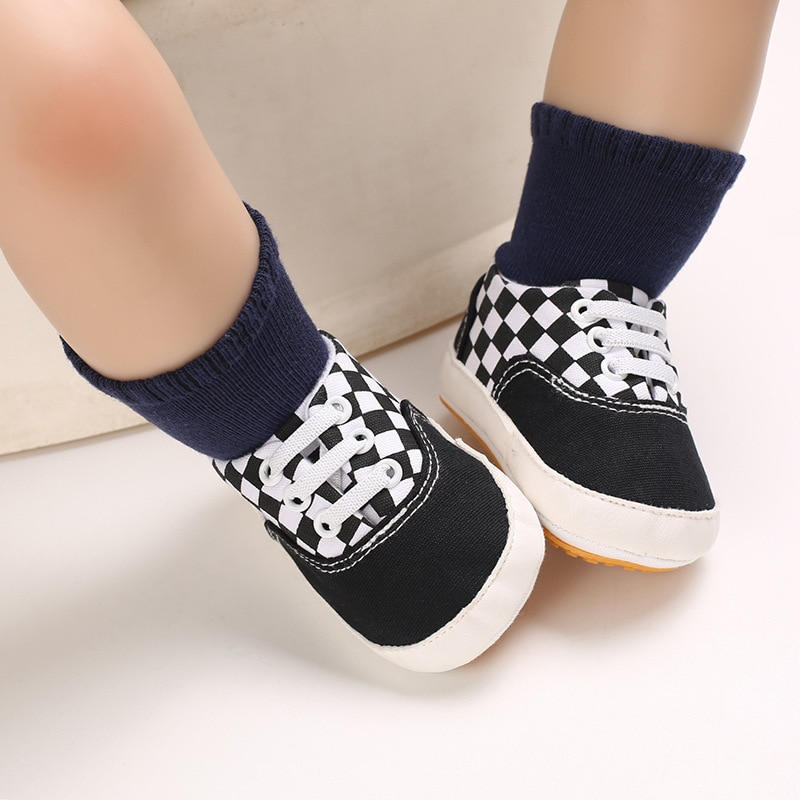 2018 spring autum new infant sports baby boy shoes of children 1 3 years toddler soft bottom hook Newborn Shoes Infant Toddler Baby Boy Girl Spring Autumn Soft Bottom Spring Canvas Shoes Walkers Newborn