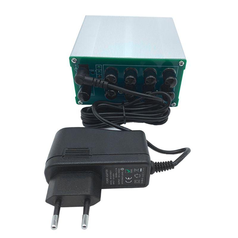 Divisor de frecuencia OCXO de 10Mhz, amplificador de distribución de salida de 8 puertos