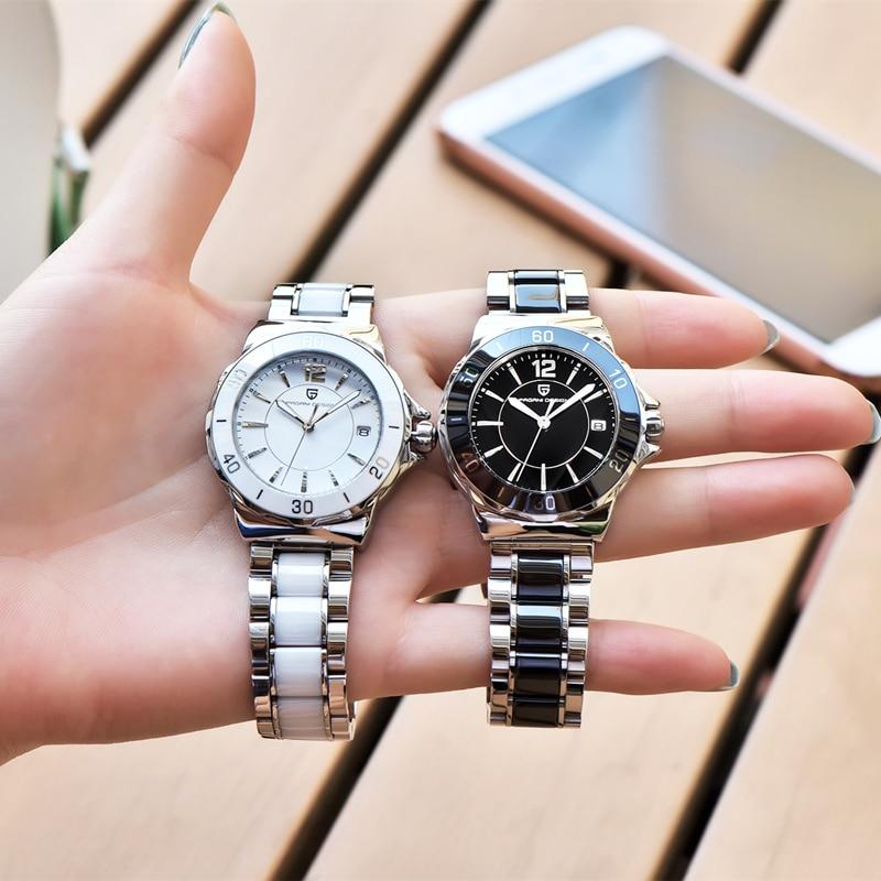Pagani Design CX 2555 Ladies High Quality Ceramic Bracelet Women Watch Famous Luxury Brand Fashion Women's Watches for Women2021 enlarge