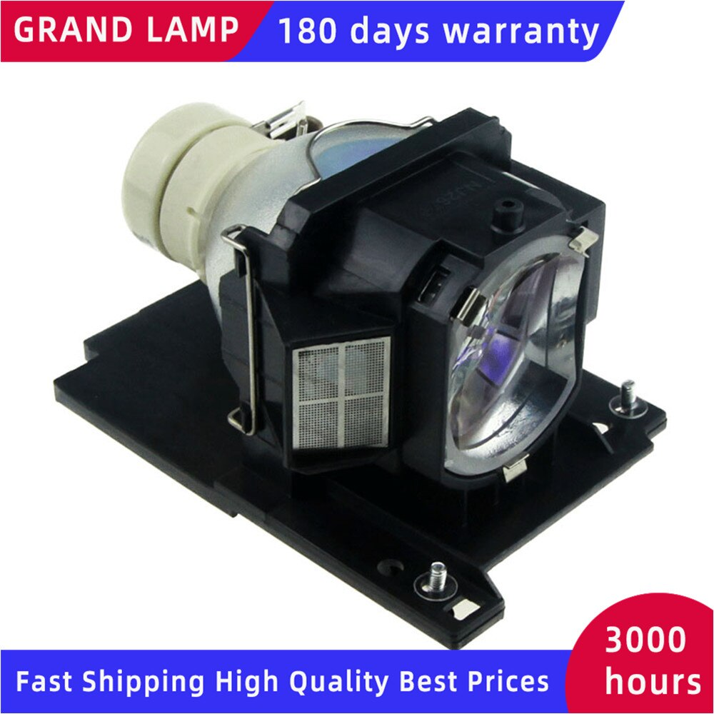GRAND Replacement Projector Lamp DT01021 for HITACHI CP-X2010/CP-X2011/CP-X2011N / CP-X2510N / ED-X40 / ED-X42/ CP-X2511 original projector lamp dt01151 for hitachi cp rx79 cp rx82 cp rx93 ed x26