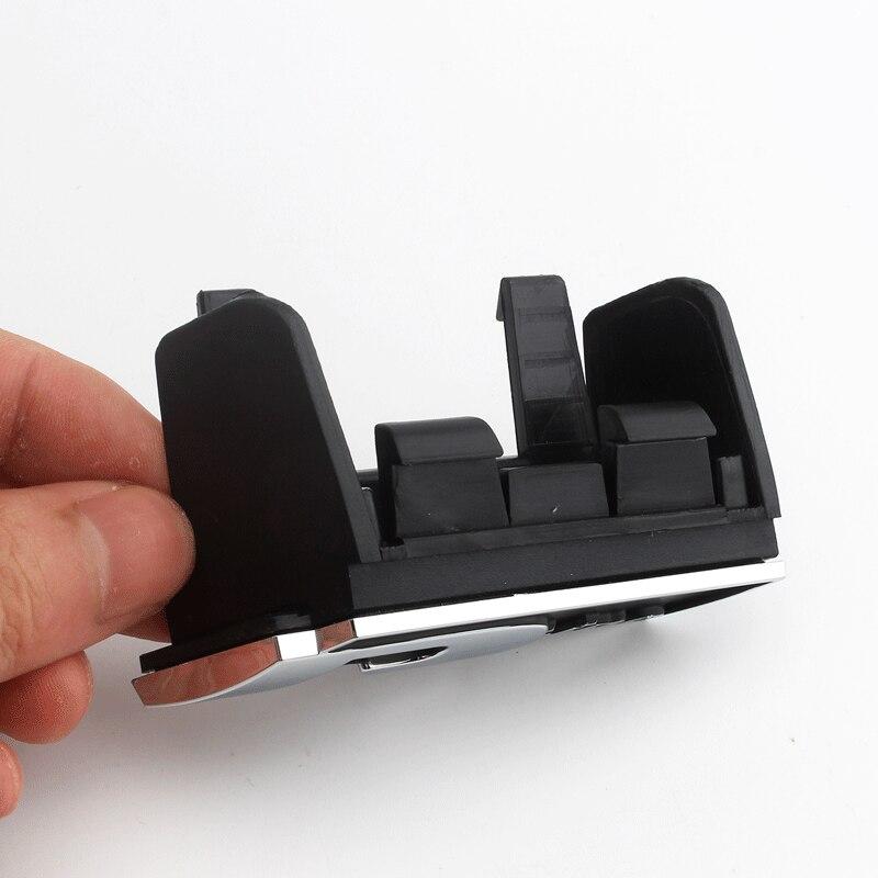 1X 3D ABS Rline Auto Logos emblema insignia parrilla coche pegatinas para Volkswagen nuevo Magotan B8 accesorios especiales R Logo