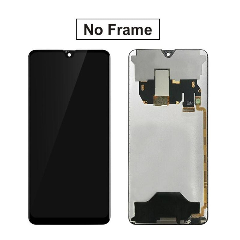 """Grade AAA 6.53"""" For Huawei Mate 20 LCD Display Touch Screen Digitizer Replacement Parts With Frame For Huawei Mate 20 Display enlarge"""