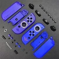 housing joy con shell hard case for switch ns nx console diy custom left right direction keys l r zl zr abxy button replacement
