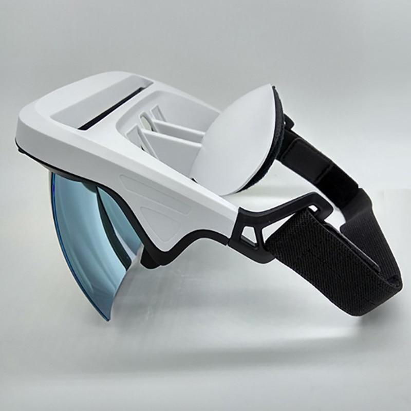 2021 جديد الواقع الافتراضي سماعات VR نظارات ثلاثية الأبعاد الجنرال R صندوق نظارة الواقع الافتراضي