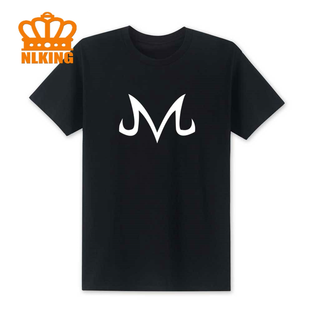 2020 New Dragon Ball Z T Shirts Babidi Logo T Shirt Men New Fashion Cotton Short Sleeve Majin Buu Shirt Tee Tops Size XS-XXL#11
