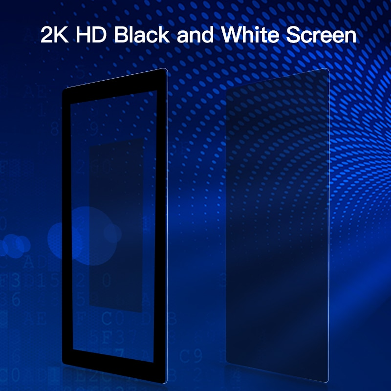 CREALITY 3D printer Parts 6Inch 2KD Black And White LCD Screen for LD-002H 3D Printer with 1625x2560 Resolution