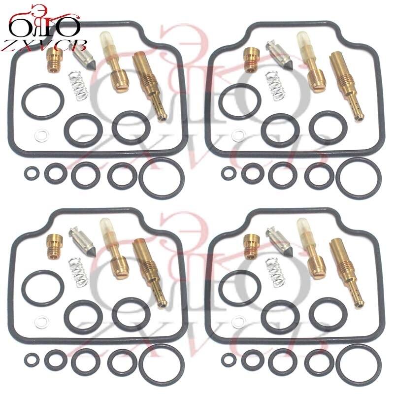 4set for CB1300SF Super Four SC40 1998-2002 SC 40 CB 1300 CB1300 SF 1300SF Motorcycle Carburetor Repair Kit