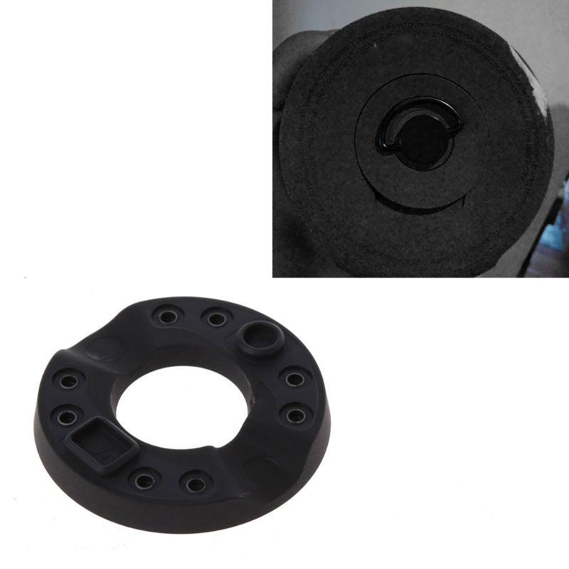 Reemplazo de la cubierta del enchufe de goma para Logitech UE Megablast altavoz puerto de carga Caoutchouc impermeable negro cubierta del enchufe de goma