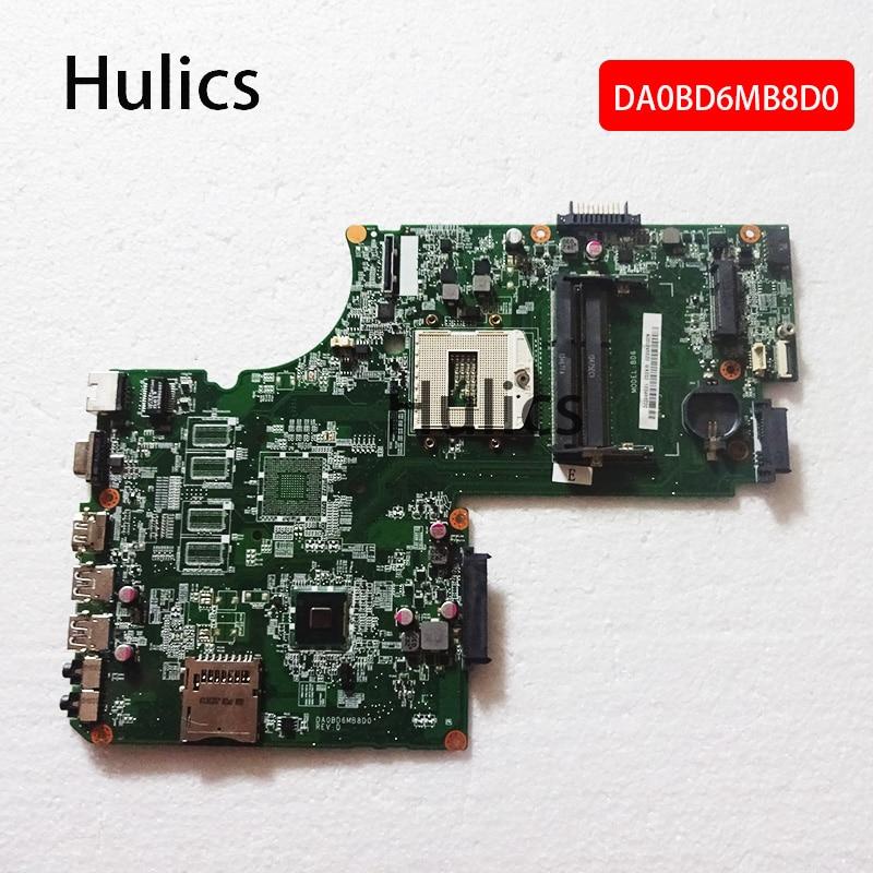 Hulics الأصلي لتوشيبا L70-A C70 C75 L70 S70 S75T L75-A C75-A اللوحة المحمول DA0BD6MB8D0 A000245520 اللوحة