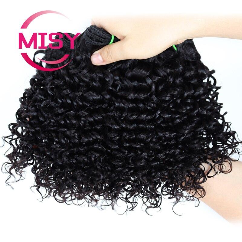 Необработанные волнистые бразильские волосы, волнистые пучки 200 г/лот, натуральный цвет, 100% человеческие волосы, 3 варианта сделки, волосы бе...