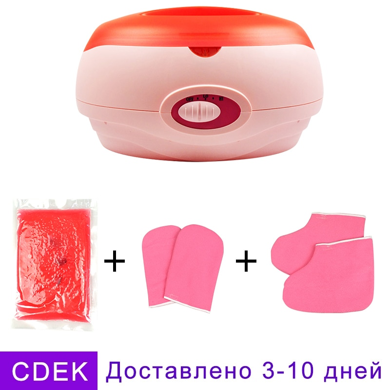 Wax Heater Hand Paraffin Heater Therapy Bath Wax Warm Pot Beauty Salon Body Care Equipment Ship from