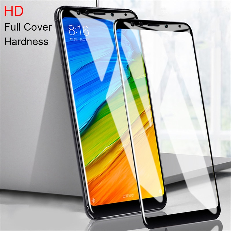 Full Cover Tempered Glass For Xiaomi Redmi 4A 4X 4 Pro Note 4 4X 5A Note 4 Global Version Screen Protector Toughened Film Mi A1