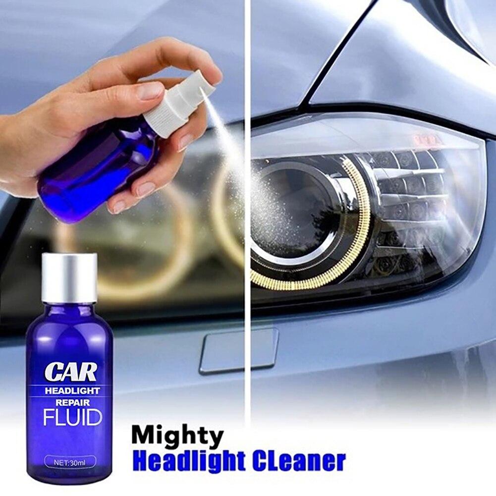 30 мл автомобильных фар и Починки H5 фар восстановление окисления набор жидкостей фар автомобиля ремонт жидкость Анти-Царапины эссенция