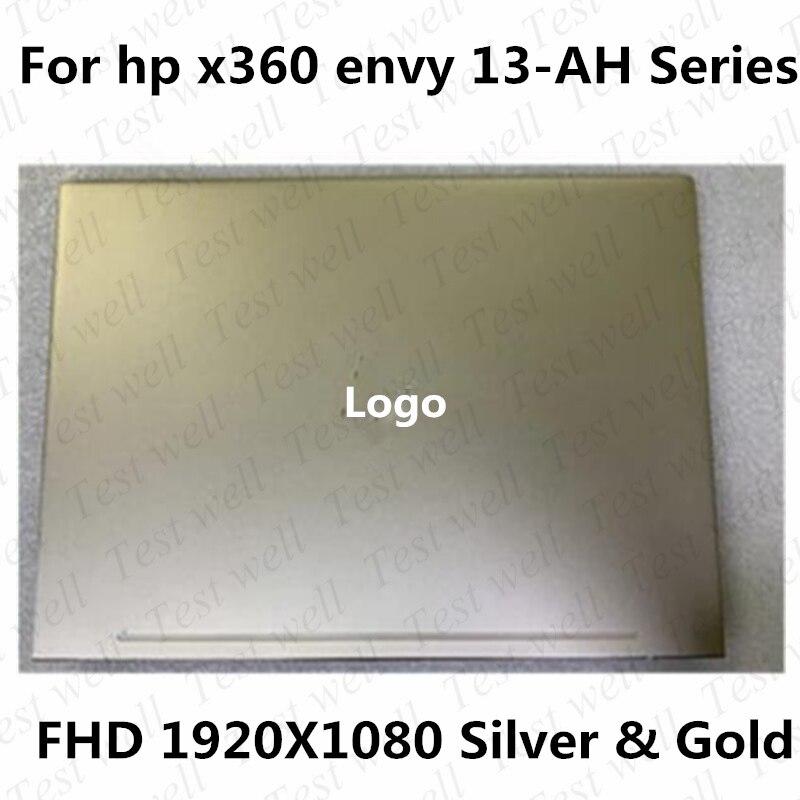 13.3 ل hp x360 الحسد 13-آه TPN-W136 13-AH0003 IPS FHD 1920X1080 lcd شاشة + اللمس محول الأرقام الجمعية استبدال شاشة اللمس