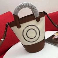designer handbags designer handbags handbags high quality luxury bucket bags canvas joint leather shoulder bag with handle