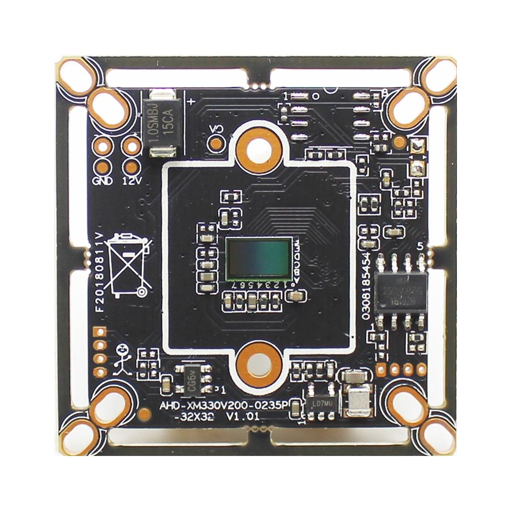 "CCTV CAMERA Module 1/2.7"" CMOS 1080P SC2235 HD 200 MegaPixel BOARD For XVI-AHD,CVI,TVI,CVBS 4 in 1 Camera DIY CCTV Camera"
