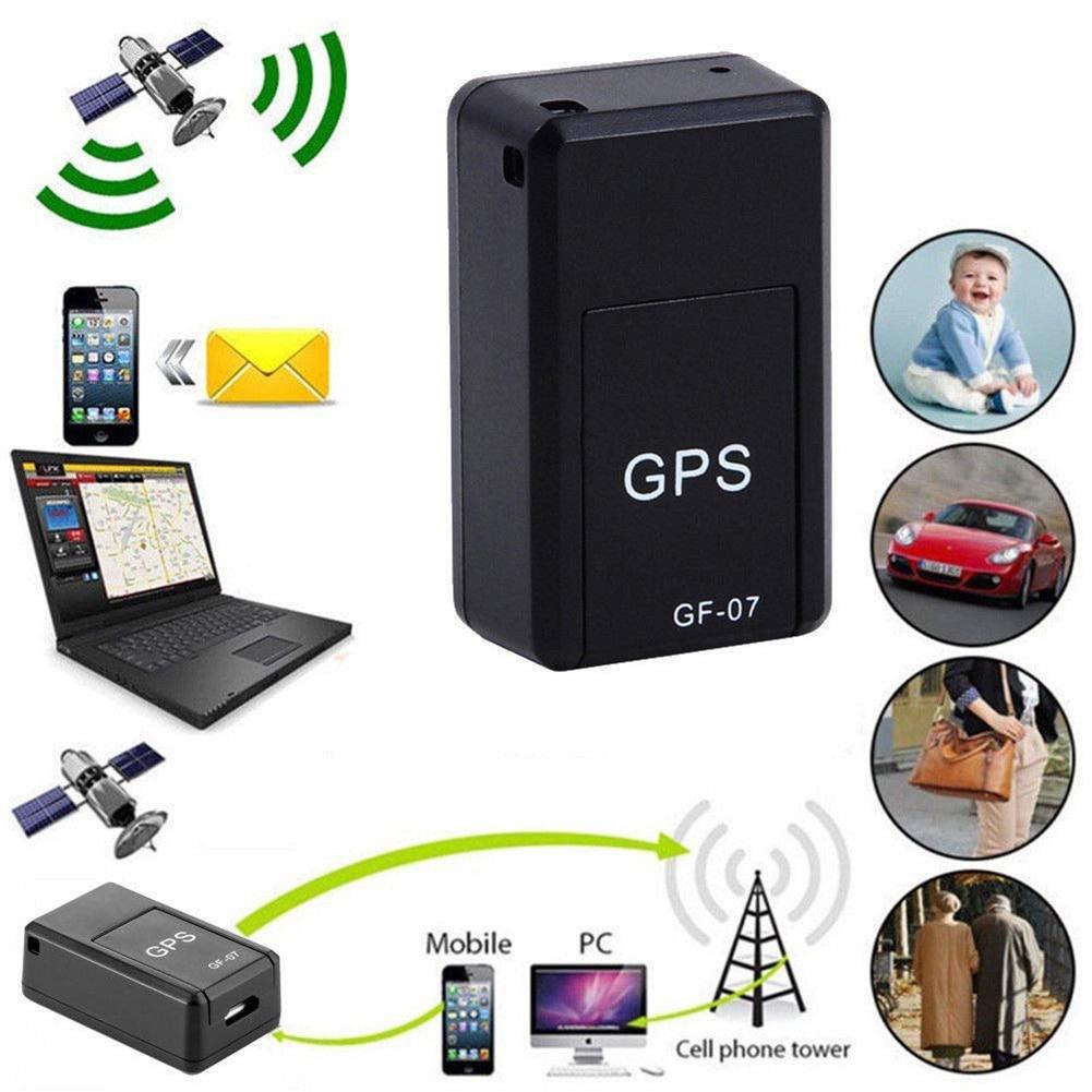 Car Tracker Mini GPS Car Tracker GPS Locator Tracker GPS Smart Magnetic Car Tracker Locator Device Voice Recorder