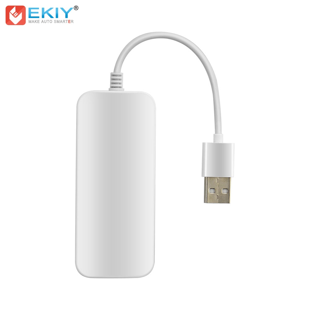 EKIY-مفتاح USB ذكي محمول ، جهاز Apple Carplay Dongle