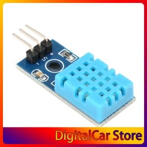 DHT11 Digital Temperature Humidity Sensor Module For Arduino With Dupont Cables Board For Arduino Electronic DIY Tool