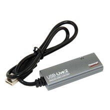 USB فيديو التقاط مسجل تدفق NTSC PAL USB فيديو مؤتمر obs vmix wirecast xسبليت الفيسبوك يوتيوب