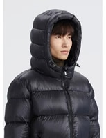 high quality winter and autumn men down coat jackets thick warm 90 duck down short