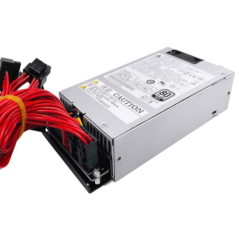 Fuente de alimentación 1U DPS-400AB-12D fuente de alimentación silenciosa flexible para caja registradora todo en uno, interruptor NAS