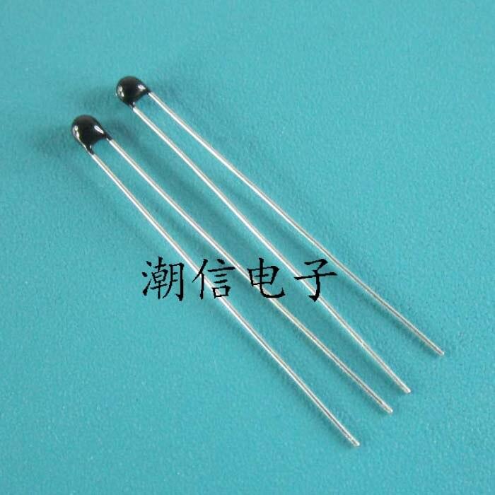 Termistor NTC Kj MF52-50-MF52AT negro 50 k B Valor 3950