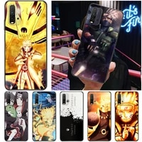 japanese anime hatake shippu cool color painting phone case for xiaomi redmi 9 9t 9a 9c pro funda cases coque back cover