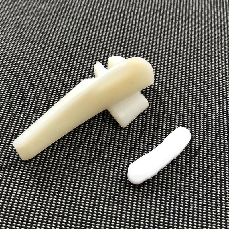 Neumático cabeza de pato insertos cambiador de llanta Auto reemplazo Kit 5 Juegos de neumáticos protectores
