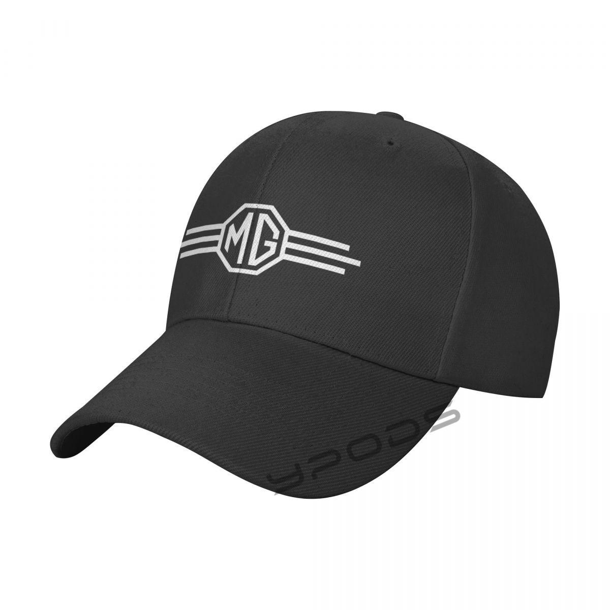 Мужская бейсболка с логотипом s Mg, женская и мужская летняя бейсболка, регулируемая уличная спортивная Солнцезащитная шапка