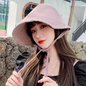 Women Hats Beach Hat Wide Brim Hat Straw Hat Bucket Hat Summer Hats for Women Sun Visor Bonnets for Women Designer Fashion Caps