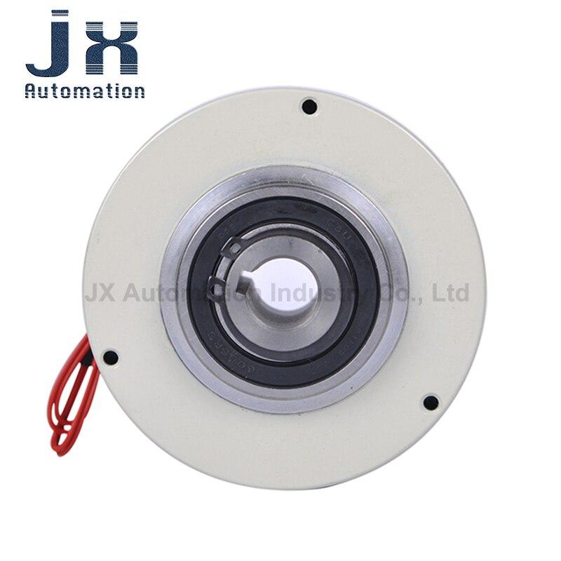 Hollow Thin Magnetic Powder Brake PB-B3-0.3 (3Nm) PB-B3-0.6 (6Nm) 24V Tension Controller Small Electromagnetic Powder Brake
