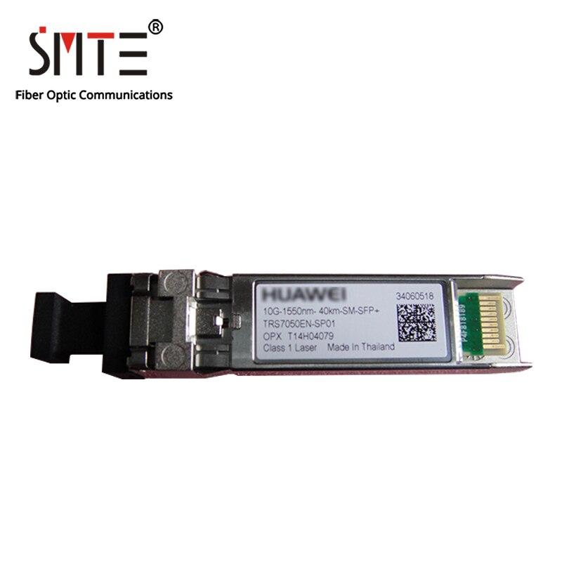 Волоконно-оптический модуль HW TRS7050EN-SP01 10G-1550nm-40km-SM-SFP + OPX T14H04079