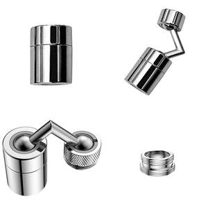 Kitchen Faucet Aerator Rotatable Universal Splash-Proof Water Saving Filter Faucet Sprayer Nozzle Shower Adapter Tap Accessories