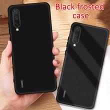 Matte Case For Xiaomi Mi 10 CC9 9T Pro 9 SE 8 A3 Lite Mi CC9 CC9E Pocophone F1 Case For Redmi Note 8